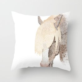 Riptide Throw Pillow