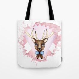 Pink Deer - Ciervo Rosa Tote Bag
