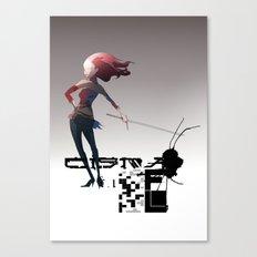 CMA G Canvas Print