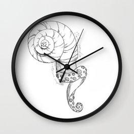 Seaspire Wall Clock