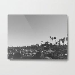 Santa Barbra  Metal Print
