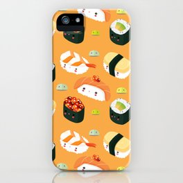 Kiddo Sushi iPhone Case
