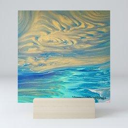 Morning at Sea Mini Art Print