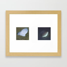 Geographies #3 Framed Art Print