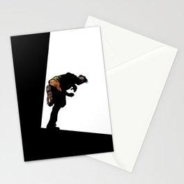 RUN ZOMBIE RUN! Stationery Cards