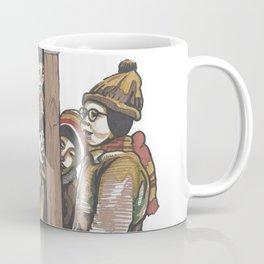 Tongue Freeze Coffee Mug