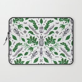 Orienteering insects Laptop Sleeve