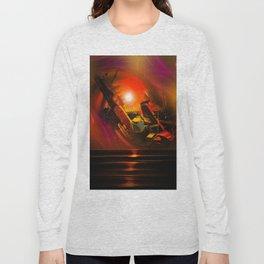 Maritimes Long Sleeve T-shirt