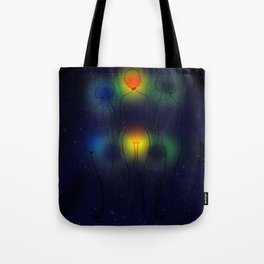 Separation Control, Unity Freedom Tote Bag