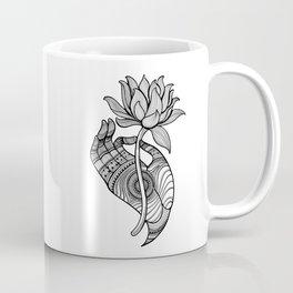MUDRA LOTUS Coffee Mug