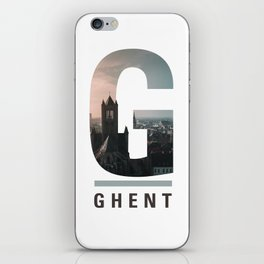 G-hent iPhone Skin