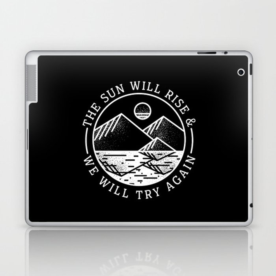 truce II Laptop & iPad Skin
