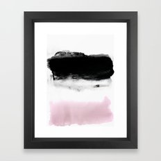 Memory/Feeling Framed Art Print