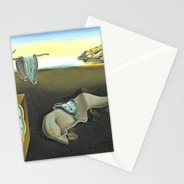 Melting Clocks Salvador Dali Fine Art Stationery Cards