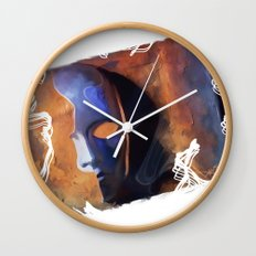 the mask /   Wall Clock