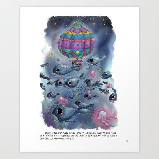 Page 14 Art Print