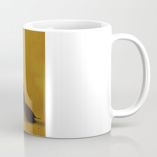 Little Black Cormorant Mug