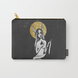 Demon gold Lady Carry-All Pouch