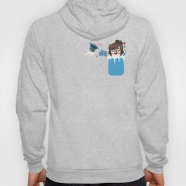 Pocket defense mei Hoody
