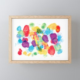Abstract 5 Framed Mini Art Print