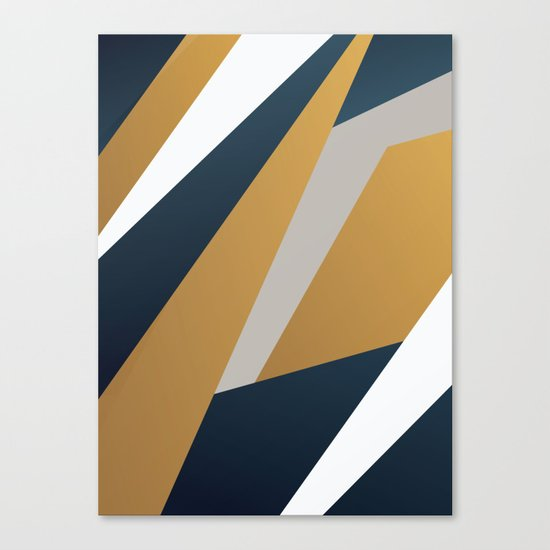 ABSTRACT 9a9 Canvas Print