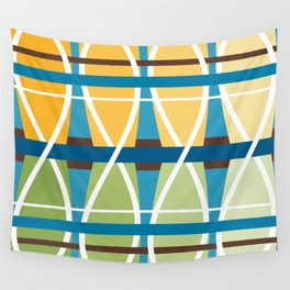 Hourglass Wall Tapestry
