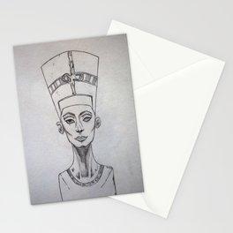 Nerfertiti Stationery Cards