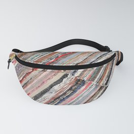 Typical azorean blanket Fanny Pack