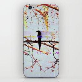 Multi Magpie iPhone Skin