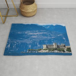 Garda Lake, Italy Rug