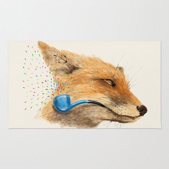 Fox V Rug