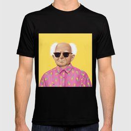 The Israeli Hipster leaders - David Ben Gurion T-shirt