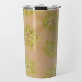 Sand Petal Rose Travel Mug