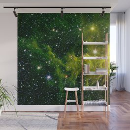 Spider Nebula I Constellation Auriga Wall Mural