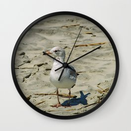 Ignored by a Seagull Wall Clock