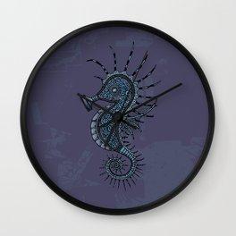 Fukushima Mon Amour v.2 Wall Clock