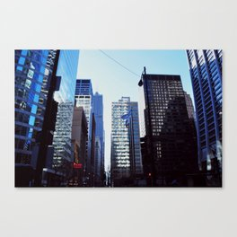 The beauty of Chicago Canvas Print