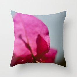 Flower 01 Throw Pillow