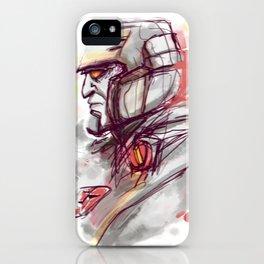 SAD MEGATRON iPhone Case