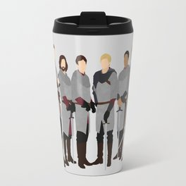 Merlin bbc, The Knights of the Round Table Travel Mug