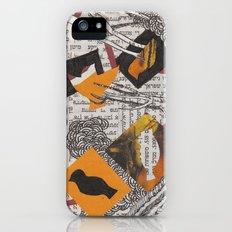 Feygelakh פייגעלאך iPhone (5, 5s) Slim Case
