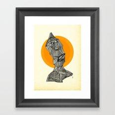 - halloween part 2 - Framed Art Print