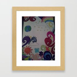 564321 Framed Art Print
