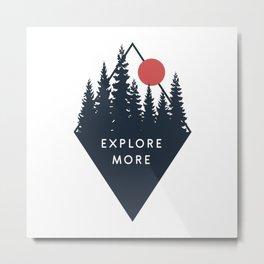 Explore More Metal Print