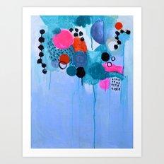 Impromptu No. 2 Art Print