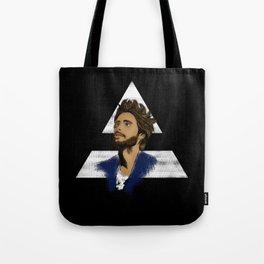 ECHELON (WHITE) Tote Bag