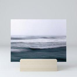 Seascape2 Mini Art Print