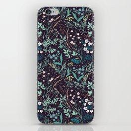 Meadow pattern. iPhone Skin