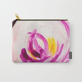 The Heart of Orchid Carry-All Pouch
