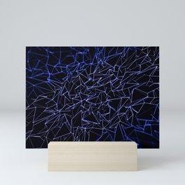 Mosaic pattern. Mini Art Print